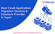 Best Cloud Application Migration Services & Solutions Provider in Japan