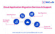 Cloud Application Migration Services & Support