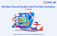 Top DevOps Consulting Services Provider Company in Japan