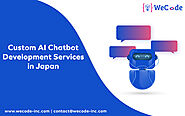 Custom AI Chatbot Development Services Japan