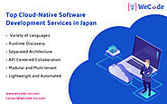 Top Cloud-Native Software Development Services in Japan