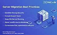 Server Migration Best Practices