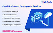 Cloud-Native App Development Services