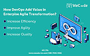 How DevOps Add Value in Enterprise Agile Transformation?