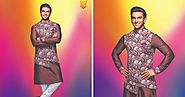 Ditch Formal Suits At Indian Weddings With The Latest Manyavar Ad!