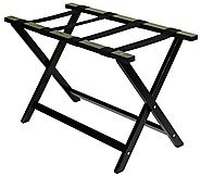 "CASUAL HOME Heavy Duty 30"" Extra-Wide Luggage Rack"