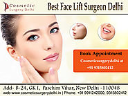 Face Lift Surgery - Best Cosmetic & Plastic Surgery in Delhi, India | Cosmetic Plastic Surgeon in Delhi