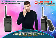 License Free Walkie Talkie for petrochemicals suppliers dealers exporters distributors in Delhi, NCR, Noida, Punjab I...