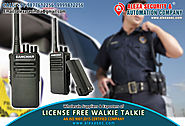 License Free Walkie Talkie for Theaters suppliers dealers exporters distributors in Delhi, NCR, Noida, Punjab India +...
