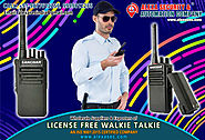 License Free Walkie Talkie for Event Management Companies suppliers dealers exporters distributors in Delhi, NCR, Noi...