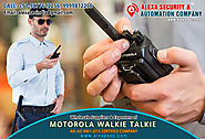 License Free Walkie Talkie for Security Companies suppliers dealers exporters distributors in Delhi, NCR, Noida, Punj...