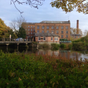 Audioboo / Derwent Valley Mills World Heritage Site - Darley Mill - Interview with Anthony Attwood