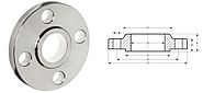 ANSI Slip On Flange manufacturer in India - Star Tubes & Fittings