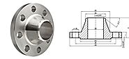 ANSI Weld Neck Flange manufacturer in India - Star Tubes & Fittings