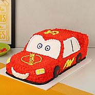 Amazing Super Car Cake - Bakery
