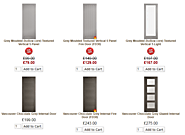 Looking For Internal Grey Doors At Affordable Rates