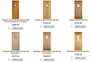 Internal Door - Its Types And Sub-Types