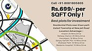 Plots in new jail road lucknow | Best Investment plots in Lucknow