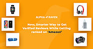 Blog - Improve Amazon Product Rank & Get Quality Reviews - Alpha Raven House - Rank & Get Reviews