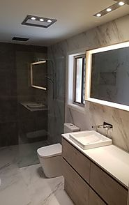 Best Bathroom Builder Wynnum | Bespoke Bathroom Co. Brisbane: Adding a Rustic Touch To Your Bathroom - The Top Bathro...