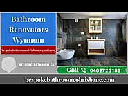 Professional & Certified Bathroom Renovators in Wynnum