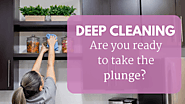 Standard Cleaning vs. Deep Cleaning - What's the Difference?