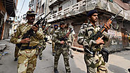 delhi violence live updates Constant flag march of security forces in violence affected areas- LIVE Delhi Violence: द...