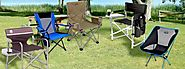 Comfortable Folding Camping Chairs for Bad Back