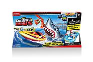 Zuru Micro Boats Shark Attack Playset