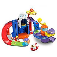 VTech Go! Go! Smart Wheels Blast-Off Space Station (Frustration Free Packaging)
