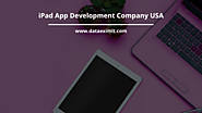 iPad App Development Company USA
