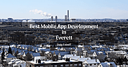 Best Mobile App Development Company in Everett