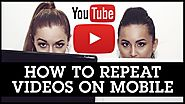 Youtube repeat - Easily loop Youtube videos - Listen to music without interruption