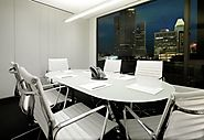 8M Executive meeting room