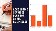 Accounting services plan for small businesses – Tax Consultant Delhi