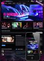 ColoRadio HTML Template