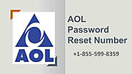How To Change AOL Password | +1-855-599-8359 | Forgot AOL Password