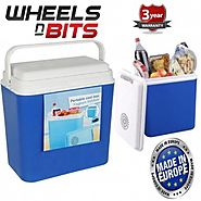 Shop Now! Cooler Box Ice Box - Caravan Camping Accessories