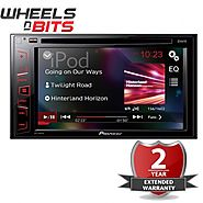 "Shop Now! Pioneer AVH-190DVD 6.2"" touchscreen CD/DVD tuner with USB, Aux-in iPod"