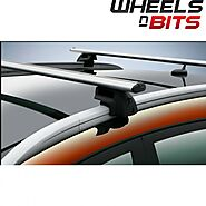 Wheels N Bits Aluminium Roof Rack for Integrated Bars Renault Trailsman SW 2016 to 2017+ 100KG