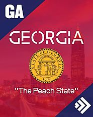 Georgia State Abbreviation and Georgia Postal Abbreviation