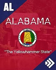 Alabama State Abbreviation and Alabama Postal Abbreviation