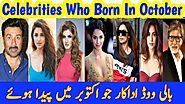 Bollywood Actors & Actresses Who Born In October | Real Age
