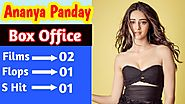 Ananya Panday Movies List | Box Office Collection | Filmography | Hit & Flop Analysis