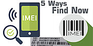 How to Find imei number on phone - 5 Methods