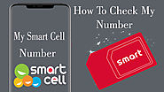 How to Check Own Number in Smart Cell Nepal