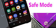 What is Safe Mode in Mobile?