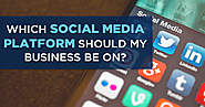 Ideatore Interactive Solutions: Which Social Media platform Should I Use to Get More Customers?