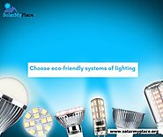 Bright your Home through LED Light-Solarmyplace