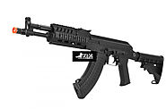 LCT Airsoft TXM AK47 Assault Rifle AEG W/ Quad RIS System